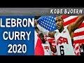 Dream Team Blamage LEBRON amp CURRY Bei Olympia 2020 Kobe Bjoern