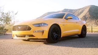 2018 Ford Mustang Gt | First Drive
