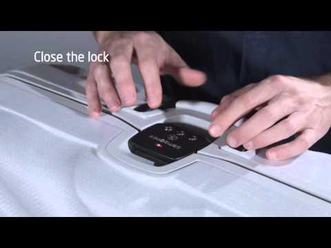 Samsonite Lock Instructions - Lite-Locked
