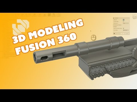 3D Modeling Destiny Prop Parts in Fusion 360 - Prop: Live from the Shop