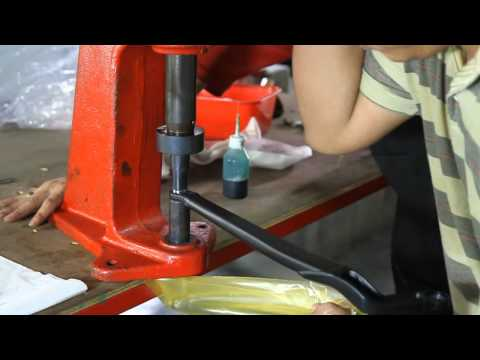 bearing press