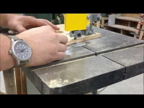 Repairing a set of Wood Propeller Patterns