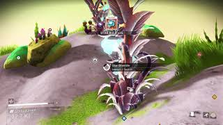 No Mans Sky Star Bulb Or Star Bramble Gameplay Ps4