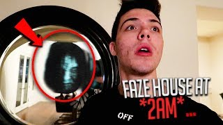 SCARIEST MOMENT OF MY LIFE.. (HOME ALONE at 2AM)