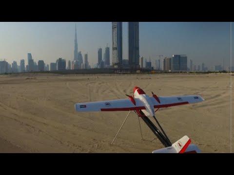 To fight wayward drones, Dubai's deploying a drone hunter