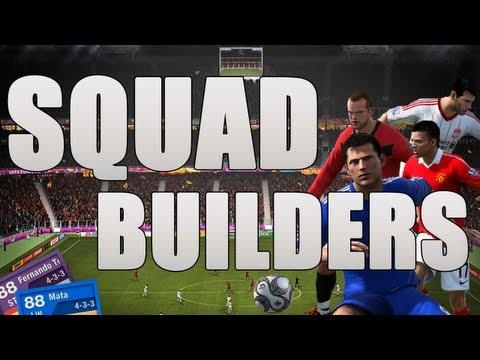 Fifa 12 Ultimate Team Good BPL Team!