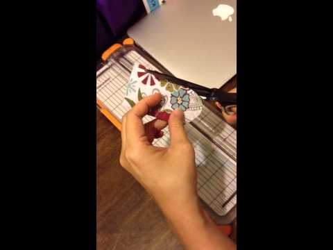 Butterfly Lollipops short tutorial