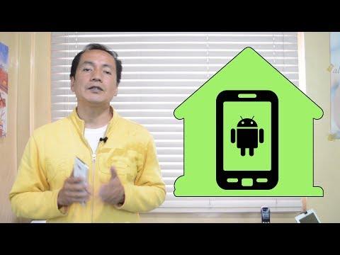 Cómo Cambiar la página del HOME a otra diferente | Somos Android