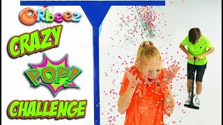 Crazy POP Challenge!! | Official Orbeez