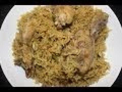 சிக்கன் தம் பிரியாணி - வீட்டிலேயே செய்ய எளிய முறை - தமிழ் / Chicken Dum Biriyani - Tamil