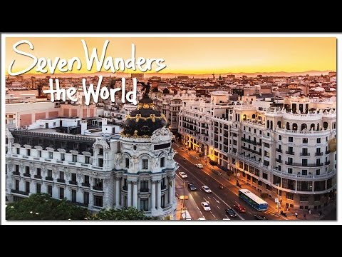 Bus from Barcelona to Madrid Spain