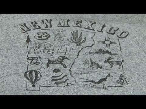 Some details not quite right on retail chain's New Mexico t-shirt