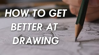 Download How to get BETTER at DRAWING! - 6 things you NEED to know. Video