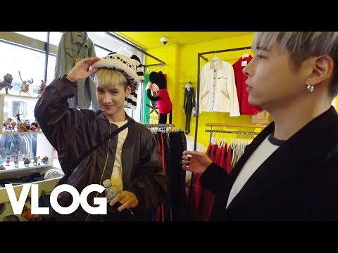 Super Cheap Vintage Clothes in Seoul || Vlog