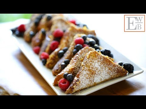 Beth's Crunchy Brioche French Toast | ENTERTAINING WITH BETH