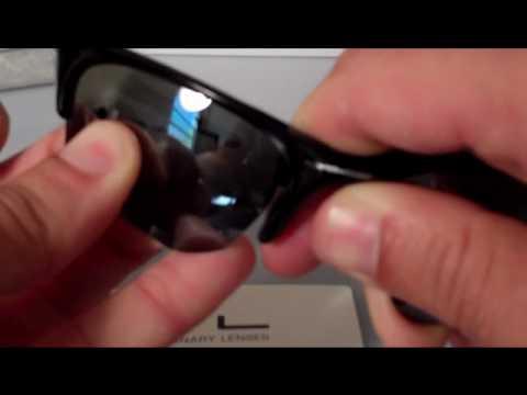 Instructional Video on Replacing Oakley Half Jacket XLJ Lenses
