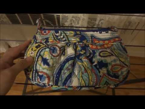 Vera Bradley Wear and Tear (And Pre- and Post Wash Comparison)