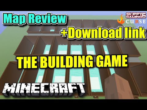 MINECRAFT - PS3 - THE BUILDING GAME - MAP REVIEW + DOWNLOAD LINK ( PS4 )  SERVER UPDATE