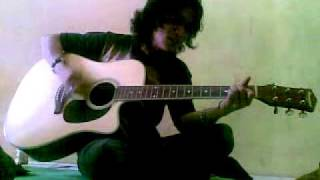 Syahril Ramadhan  (iseng cover  goin with the wind blows-Mr. Big).mp4