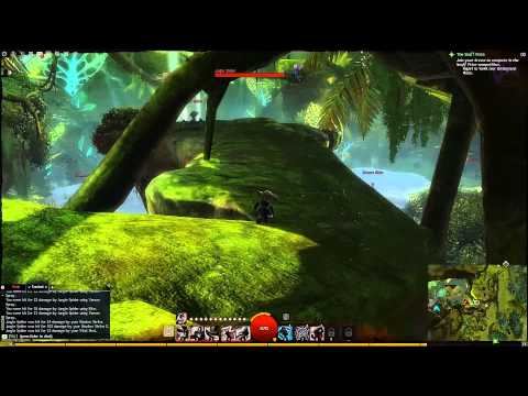 Guild Wars 2: Caledon Forest Vista - Ogham Wilds North