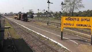 Loco Ride from Badarpur till Karimganj - Part 2 (Feb. 26, 2013)