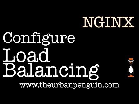 NGINX Load Balancing Across Application Servers