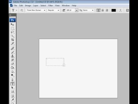 Photoshop cs3 text problem =(