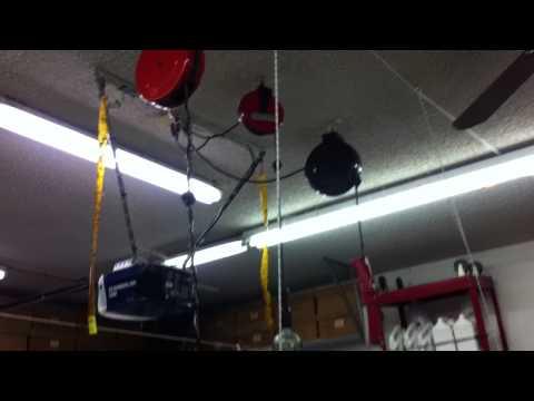 Mechanics garage organization and ideas