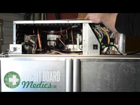 KitchenAid Side by Side Refrigerator Control Board Repair W10219463