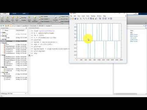 45 MATLAB Tutorial for Beginners- How to Remove Spikes from a Signal in MATLAB