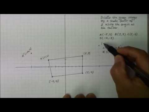 201M8 Part 1  Scale Factor of Greater Than 1