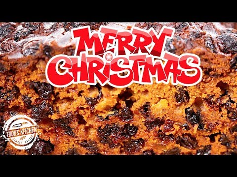 How to make a Christmas Cake recipe