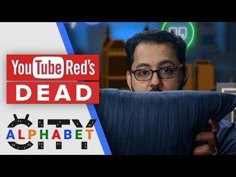 Google kills off YouTube Red, OnePlus 6 phone packs impressive specs (Alphabet City)