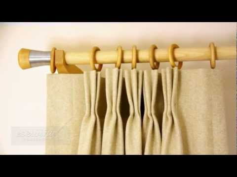 Pinch Pleat Curtain Sewing - Introduction (FREE SAMPLE)