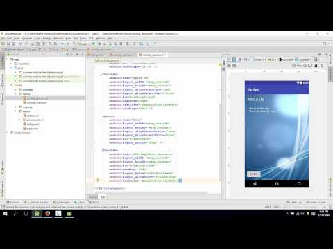 05 How To Add String Resources - Android Studio