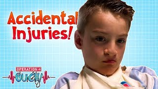 Download Accidental Injuries!   Operation Ouch   Science for Kids Video