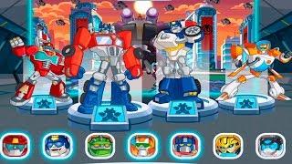 Transformers Recue Bots para Niños en Español - El Doctor Morocco Escapa Otra Vez
