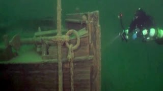 Forgotten shipwreck found after 132 years