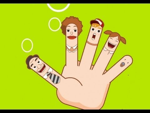 The Finger Family (Daddy Finger) - Original Version | Family Sing Along - Muffin Songs