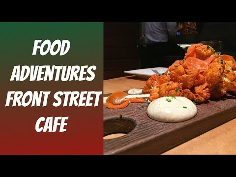 Front Street Cafe Vlogmas Day 9