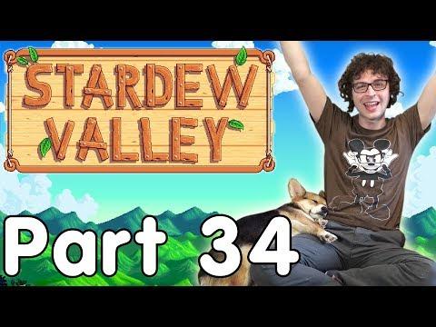 Stardew Valley - I Spilt My Tea! - Part 34