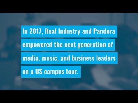 Music and Social Impact Tour: Pandora Challenge