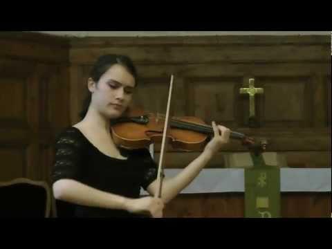 Govanni Batista Viotti - Concerto No.22 in a moll - Part 1