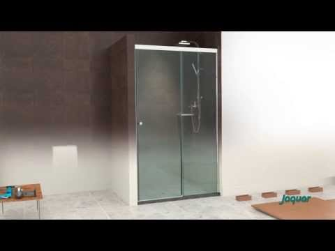 JAQUAR SHOWER ENCLOSURE (ADENA)  Installation