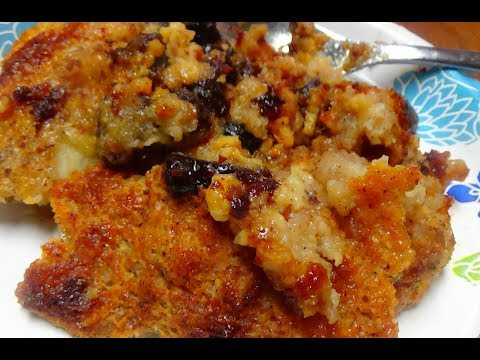 How To Recipe for Bread Pudding Using Leftover Biscuits