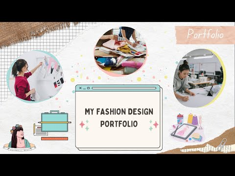 My Fashion Design Portfolio | Fashion Week with Shivangi