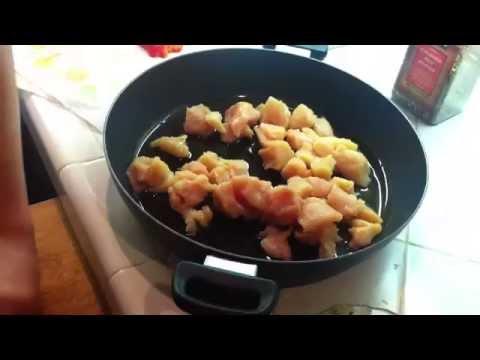Chicken Pesto Rigatoni