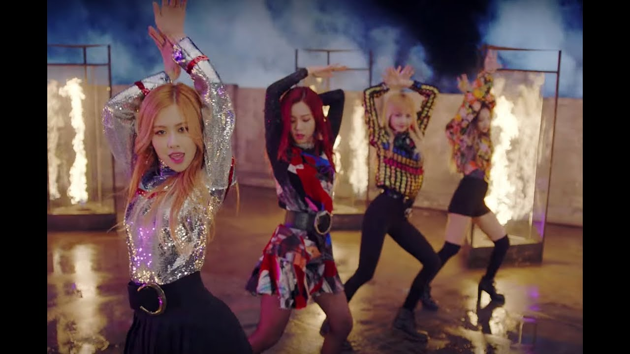 BLACKPINK - Playing With Fire (Japanese Version)