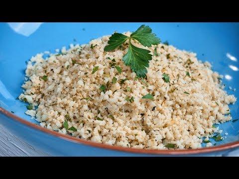 Easy Cauliflower Rice Recipe | Episode 148