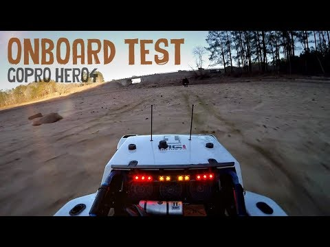 Lakebed Onboard GoPro Test...with crash | 1080p 60fps